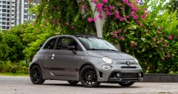Fiat Abarth 595 70th Anniversary 2020