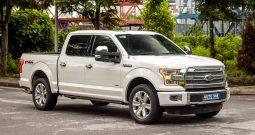 Ford F150 Platium 2015