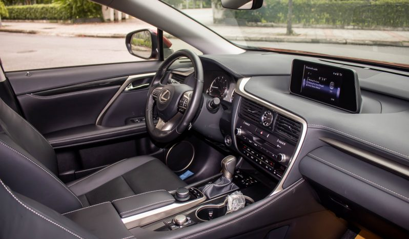 Lexus RX200t 2016 full