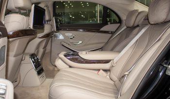 Mercedes S500L model 2016 full