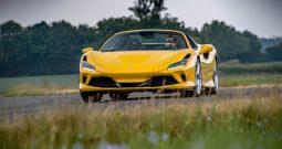 Ferrari F8 Spyder 2020