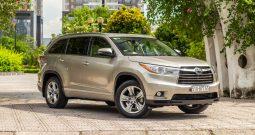 Toyota Highlander 3.5 Limited 2015