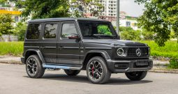 Mercedes G63 Trail Package 2020