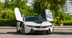 BMW i8 model 2016