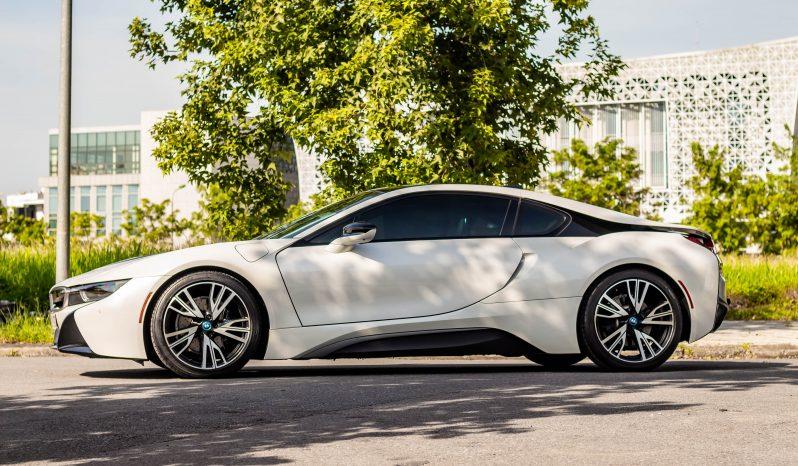 BMW i8 model 2016 full