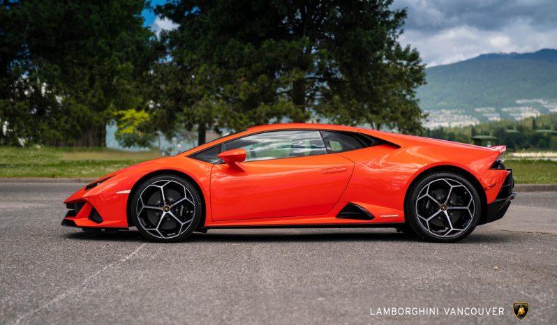 Lamborghini Huracan LP640-4 Evo 2021 full
