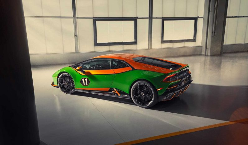 Lamborghini Huracan LP640-4 Evo 2020 full