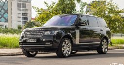 Range Rover Autobiography 5.0 LWB Black Edition 2015