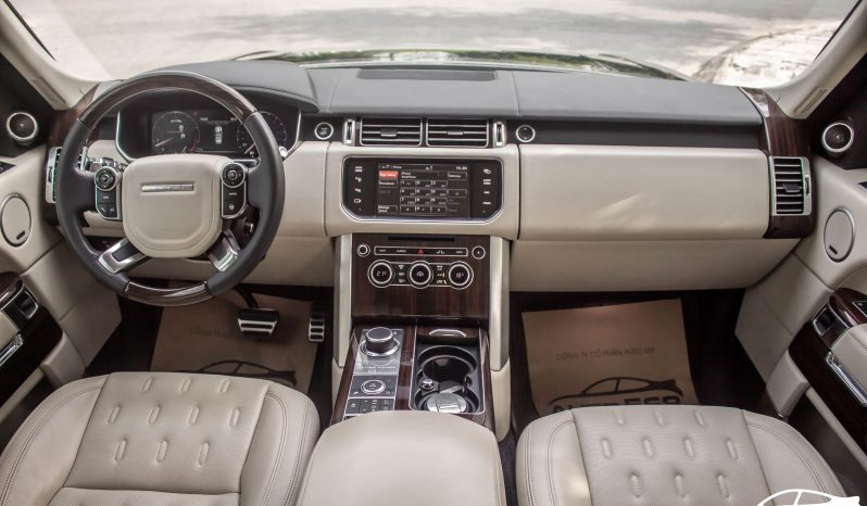 Range Rover Autobiography 5.0 LWB Black Edition 2015 full