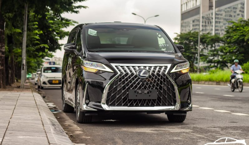 Lexus LM300h Hybrid Royal Lounge 2020 full