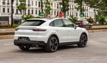 Porsche Cayenne Coupe Model 2021 full