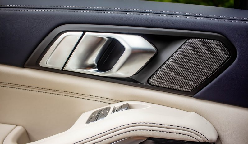 BMW X7 M-Sport xDriver40i Model 2020 full