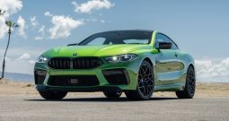 BMW M8 Competition Coupe 2021