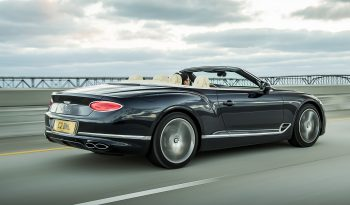 Bentley Continental GT Convertible 2021 full