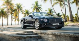 Bentley Continental GT Convertible 2021