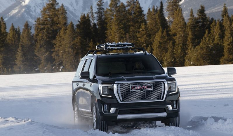 GMC Yukon Denali XL 2021 full