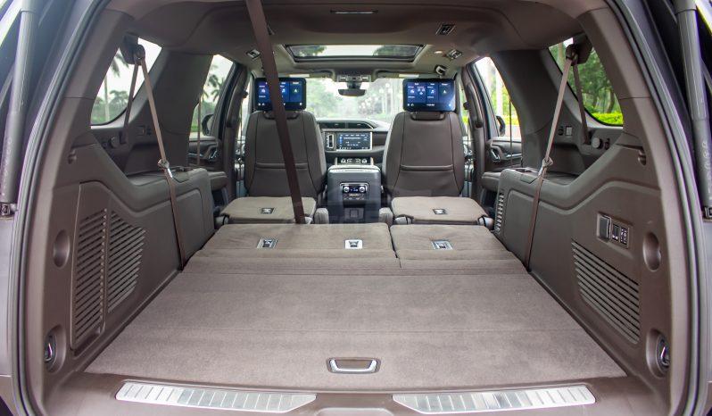 GMC Yukon Denali XL 2021 full