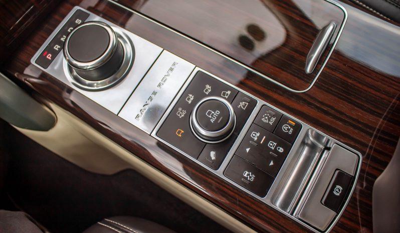 Range Rover Autobiography 5.0 LWb model 2015 full