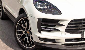 Porsche Macan S model 2019 full