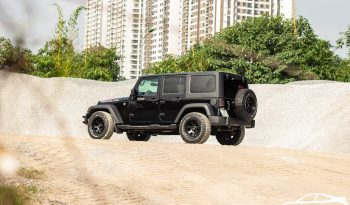 Jeep Wrangler Rubicon Unlimited 4×4 model 2016 full