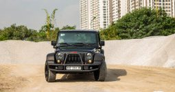 Jeep Wrangler Rubicon Unlimited 4×4 model 2016