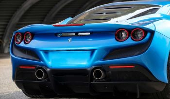 Ferrari F8 Tributo 2021 full