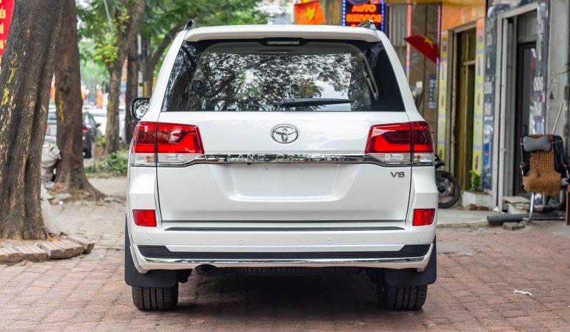 Toyota Land Cruiser VXS 4.6 Excutive Lounge 2021 full