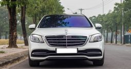 Mercedes S450 Luxury Model 2019