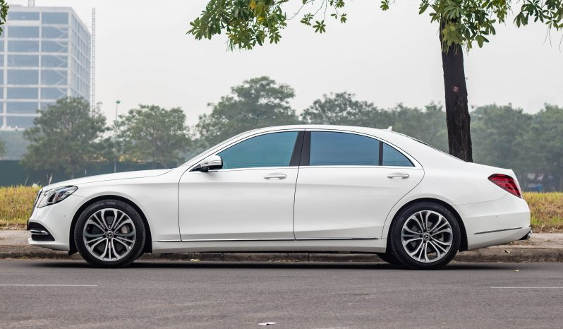Mercedes S450 Luxury Model 2019 full