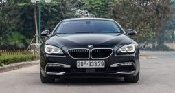 BMW 640i Gran Coupe Model 2016