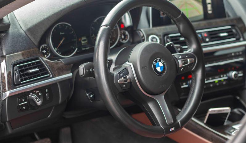 BMW 640i Gran Coupe Model 2016 full