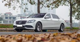 Mercedes S450 Maybach 4Matic 2018