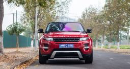 Range Rover Evoque R-Dynamic 2012