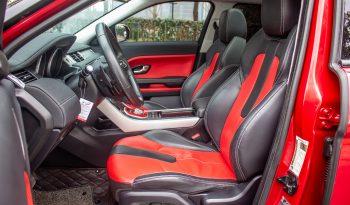Range Rover Evoque R-Dynamic 2012 full