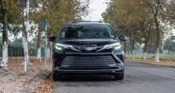 Toyota Sienna Platium 2.5 Hybrid 2021