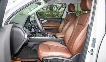 Audi Q7 2.0L TFSI 2017 full