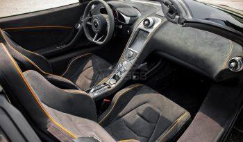 Mclaren 650s Spider 2015 full