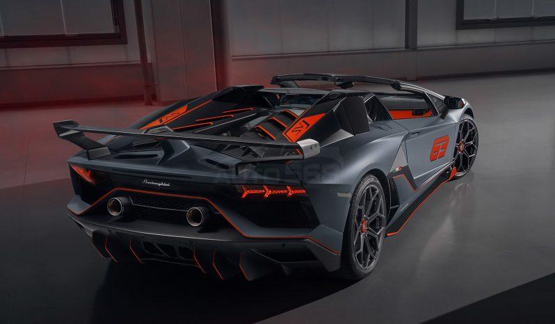 Lamborghini Aventador SVJ 63 Roadster 2021 full