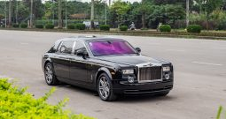 Rolls Royce Phantom Year of the Dragon Edition 1 of 33 EWB 2012