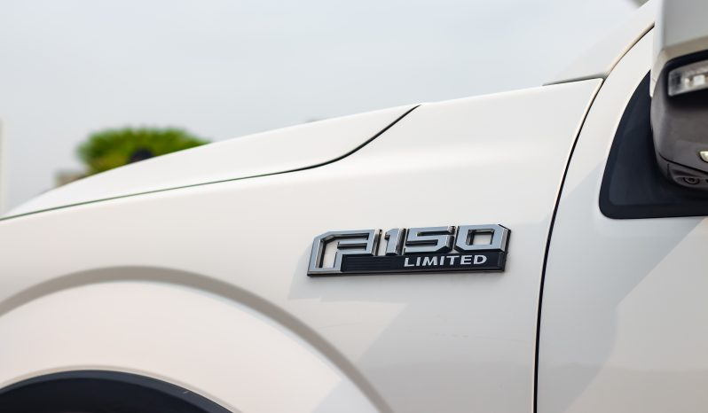 Ford F-150 Limited 2017 full