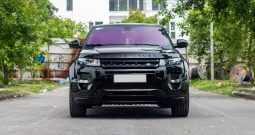 Range Rover Evoque Dynamic Black Edition 2015