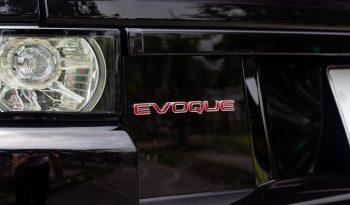 Range Rover Evoque Dynamic Black Edition 2015 full