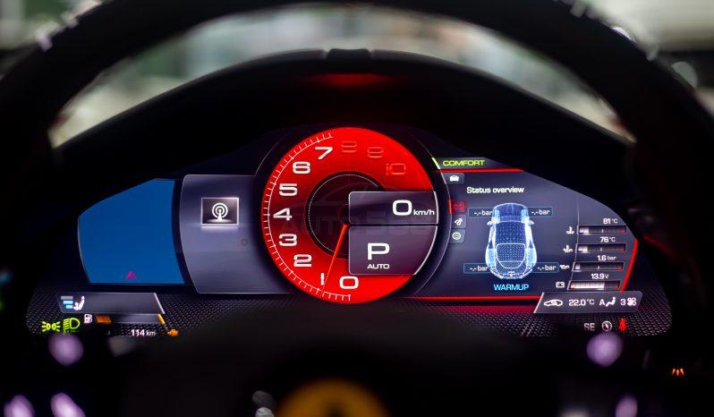 Ferrari Roma Rosso Corsa 2021 full