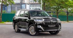 Toyota Land Cruiser 4.5 Diesel Executive Lounge 2021