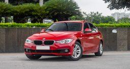 BMW 320i LCi sản xuất 2018
