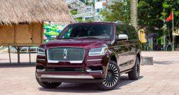 Lincoln Navigator Black Label L 2021