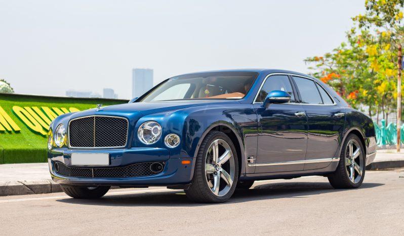 Bentley Mulsanne Speed 2015 full