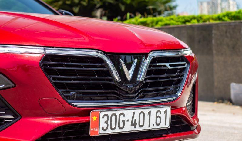 Vinfast Lux A 2.0 Turbo 2020 full