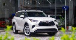 Toyota Highlander Limited 3.5 AWD 2021