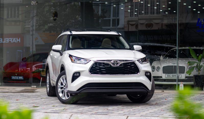 Toyota Highlander Limited 3.5 AWD 2021 full